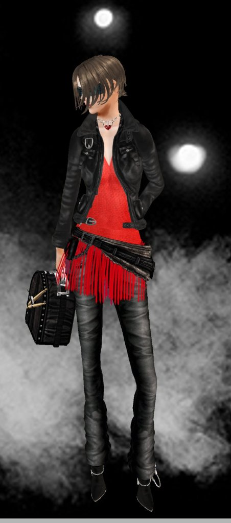 njfm red black outfit2